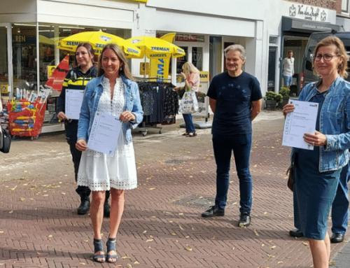 Oud Rijswijk behaalt Keurmerk Veilig Ondernemen